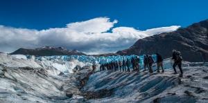 glacierTrekking